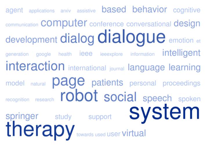 Therapy & Dialog Systems 2017 | Meta-Guide com